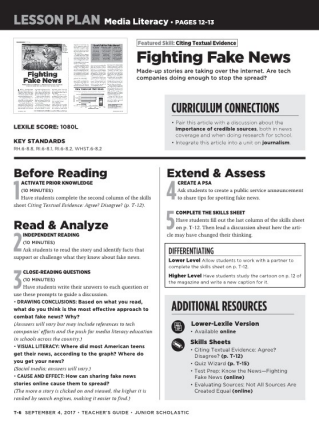 Addition Worksheets Generator September   Issue  Junior Scholastic Magazine Compound Words Worksheet 2nd Grade Excel with Place Value Worksheets Second Grade Word Lesson Fighting Fake News Calculating Angles In A Triangle Worksheet Pdf