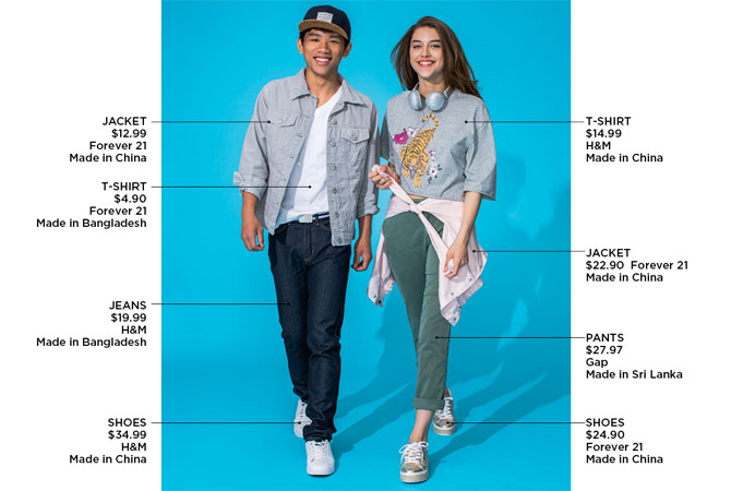376431d98c The High Cost of Fast Fashion
